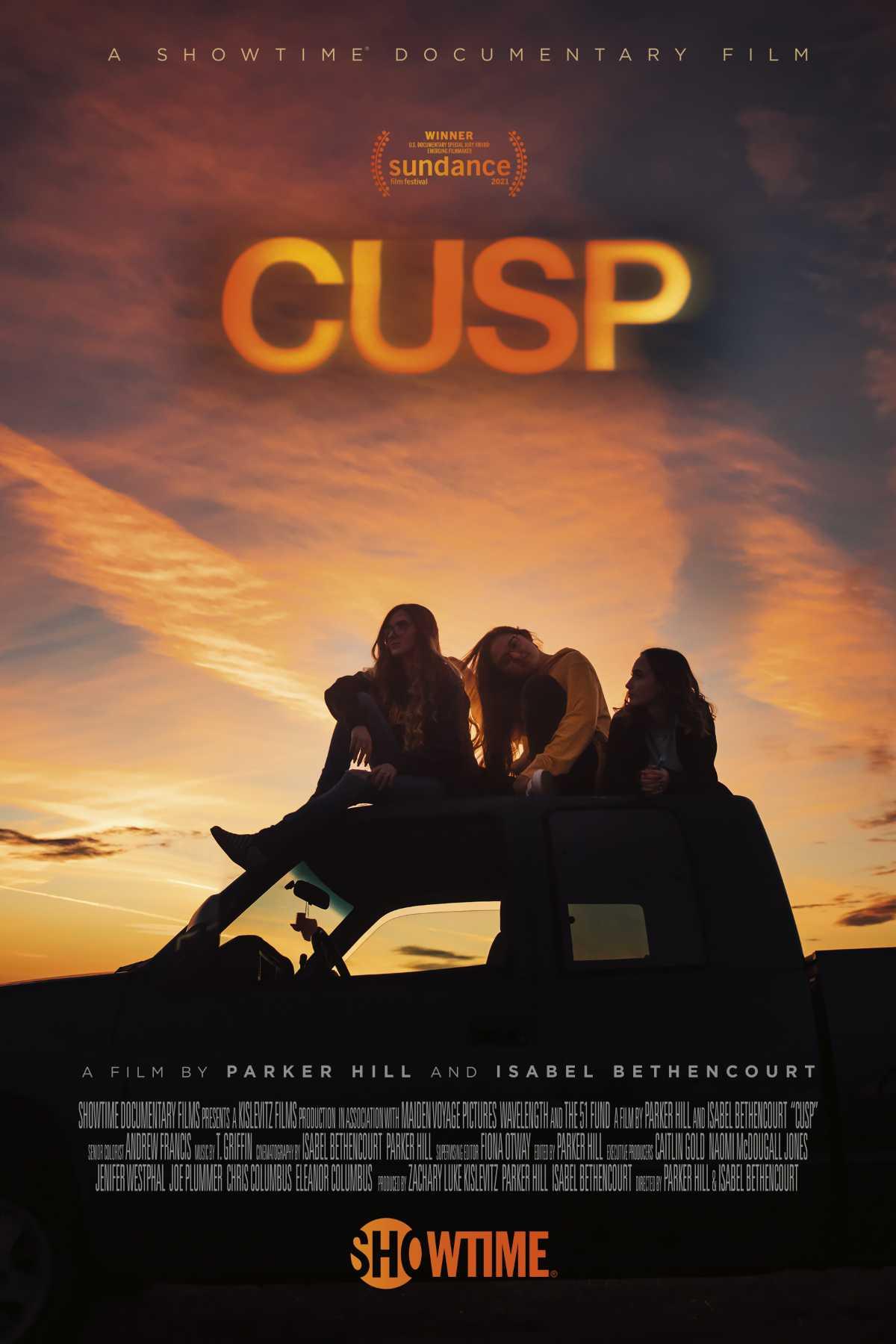 Cusp Poster