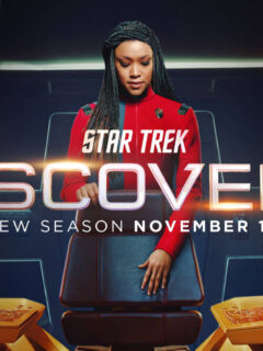 Star Trek: Discovery Season 4 Trailer and Poster!