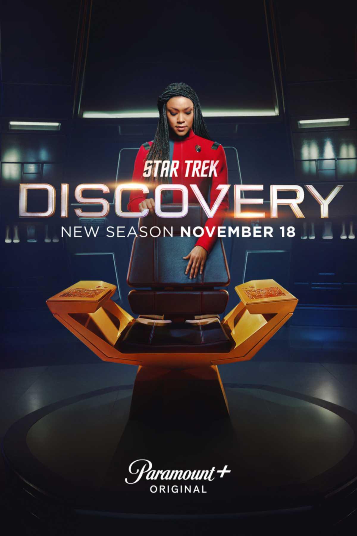 Discovery Season 4 Trailer