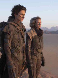 Dune Review: Part One of Denis Villeneuve's Epic