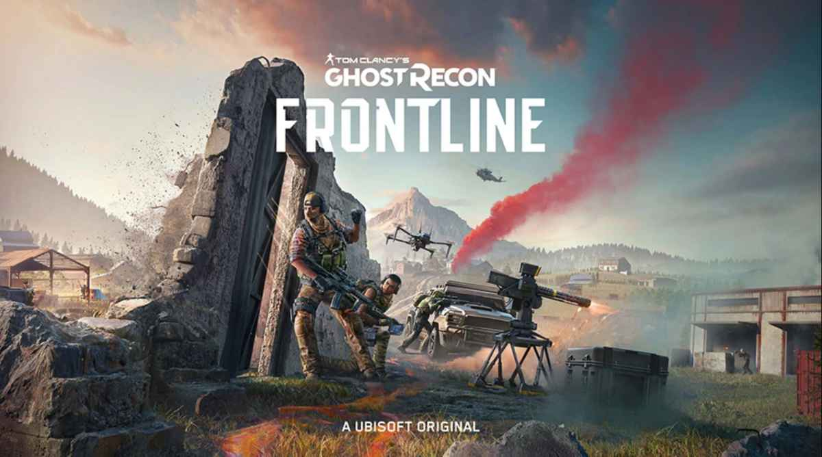 Ghost Recon Frontline Free-to-Play Battle Royale Announced