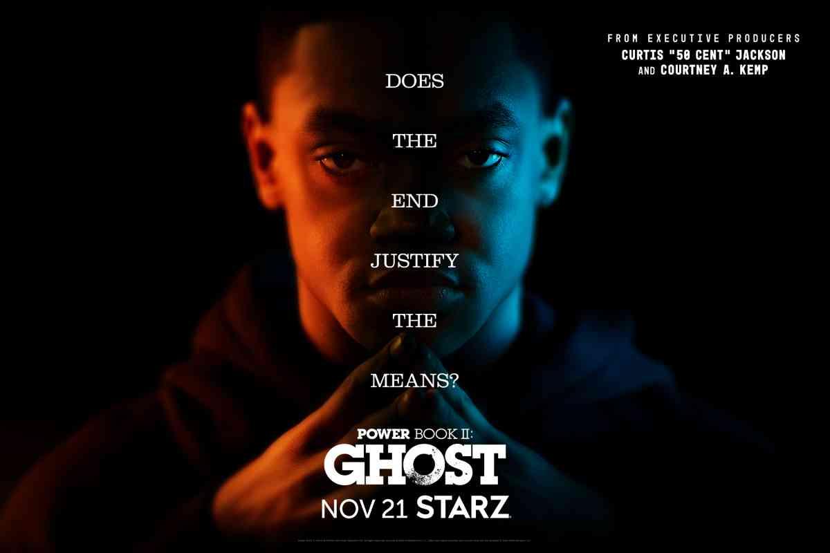 Power Book II: Ghost Season 2 Trailer and Key Art Debut