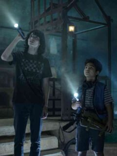 Watch the Ghostbusters: Afterlife International Trailer!