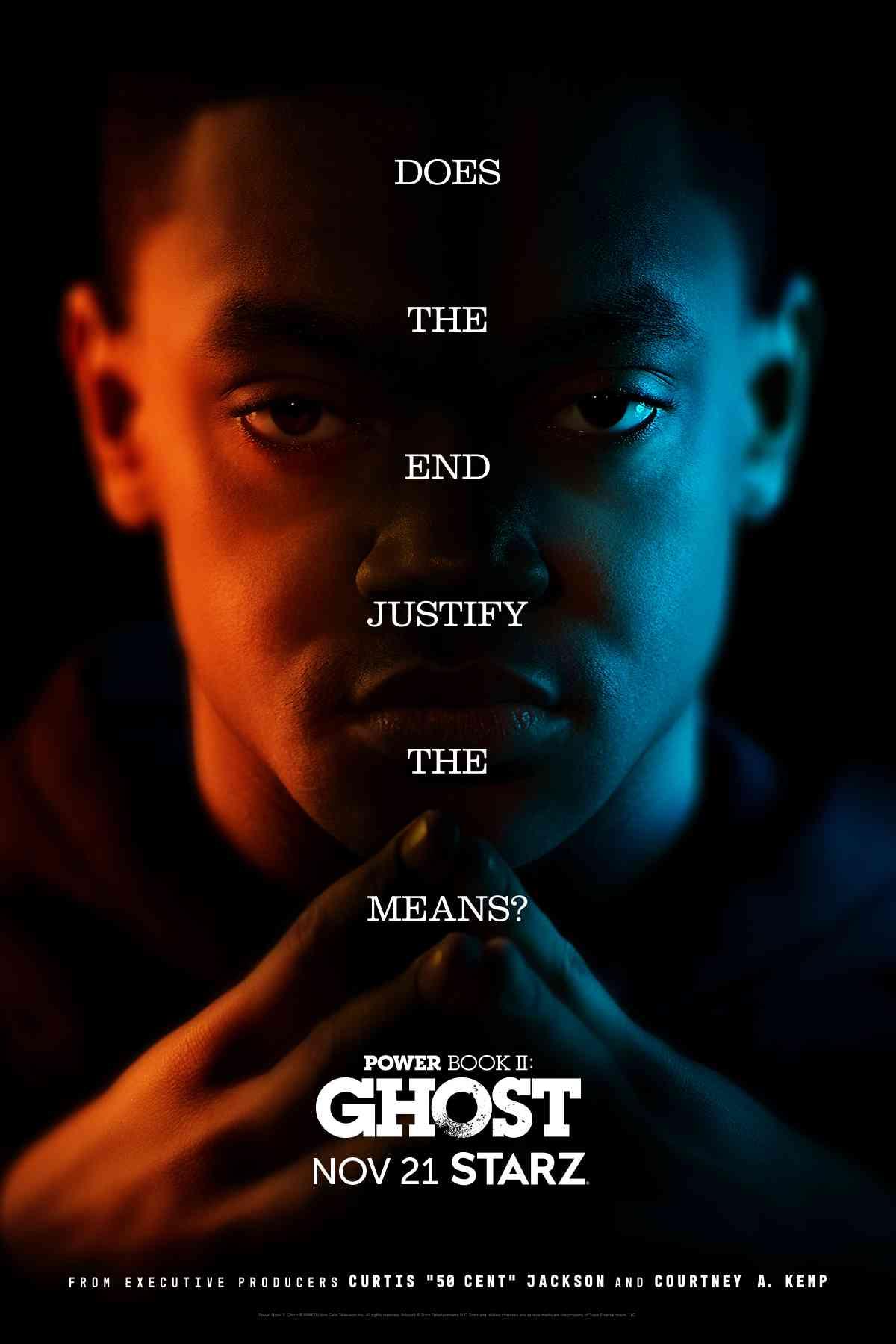 Ghost Season 2 Trailer