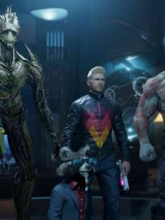 Marvel's Guardians of the Galaxy Game Launches