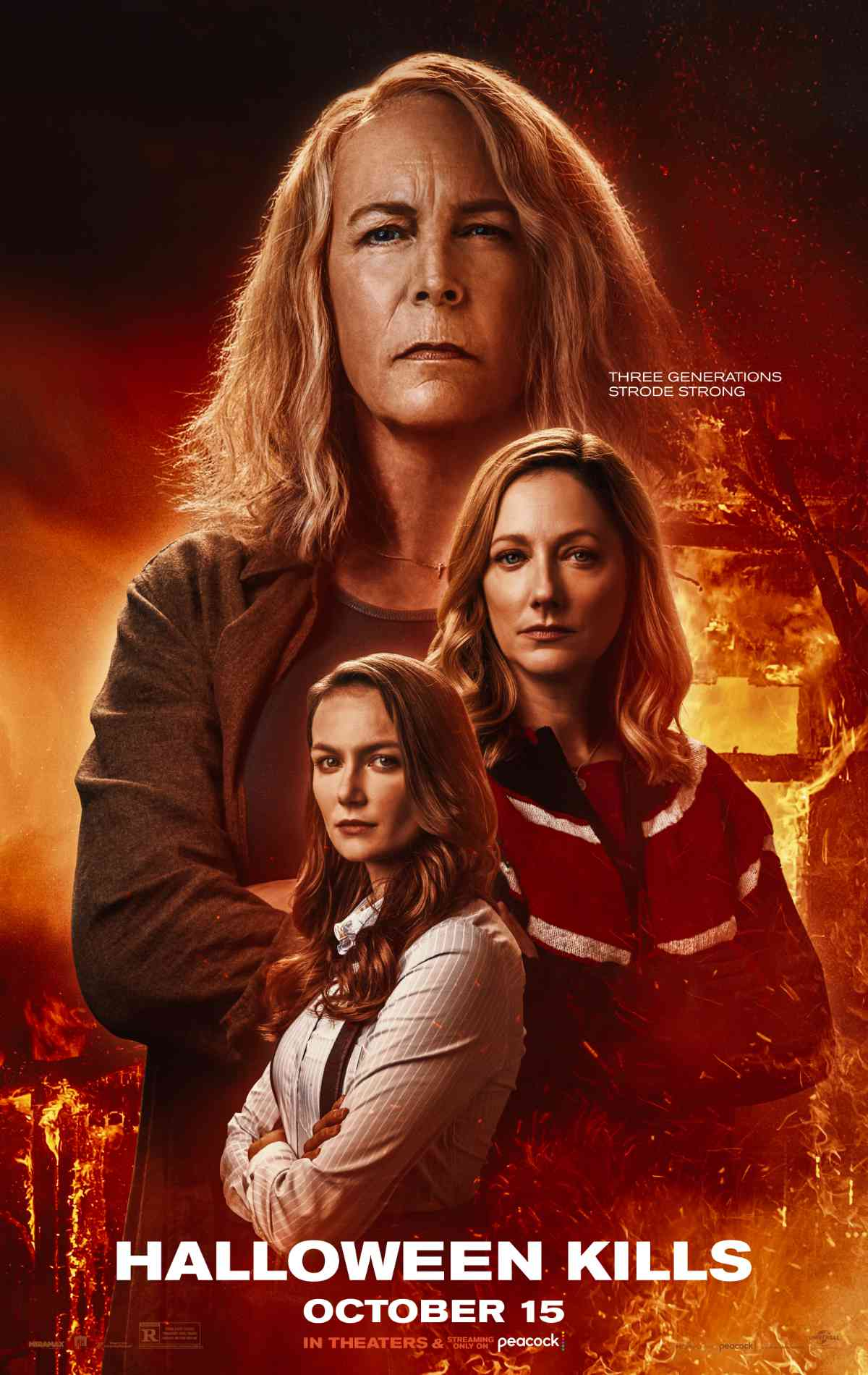 Halloween Kills Featurette and Poster