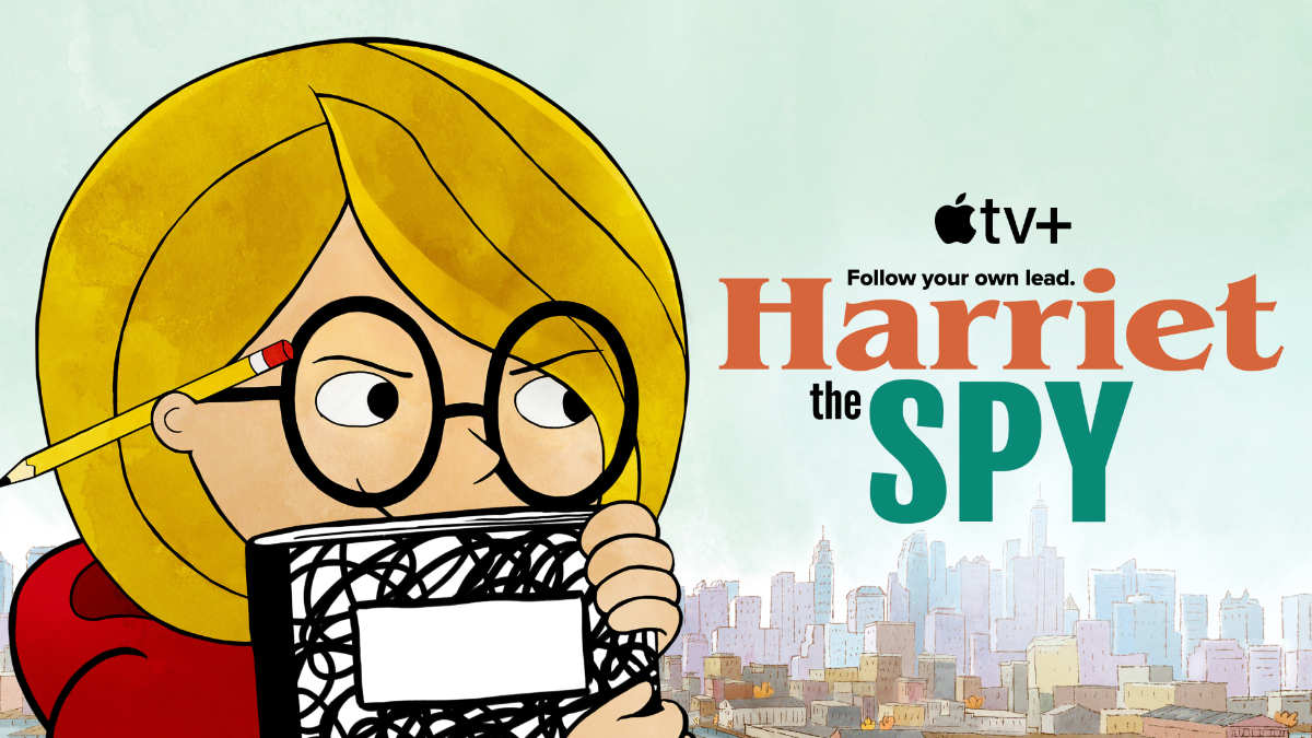 Harriet the Spy Series Reveals Trailer