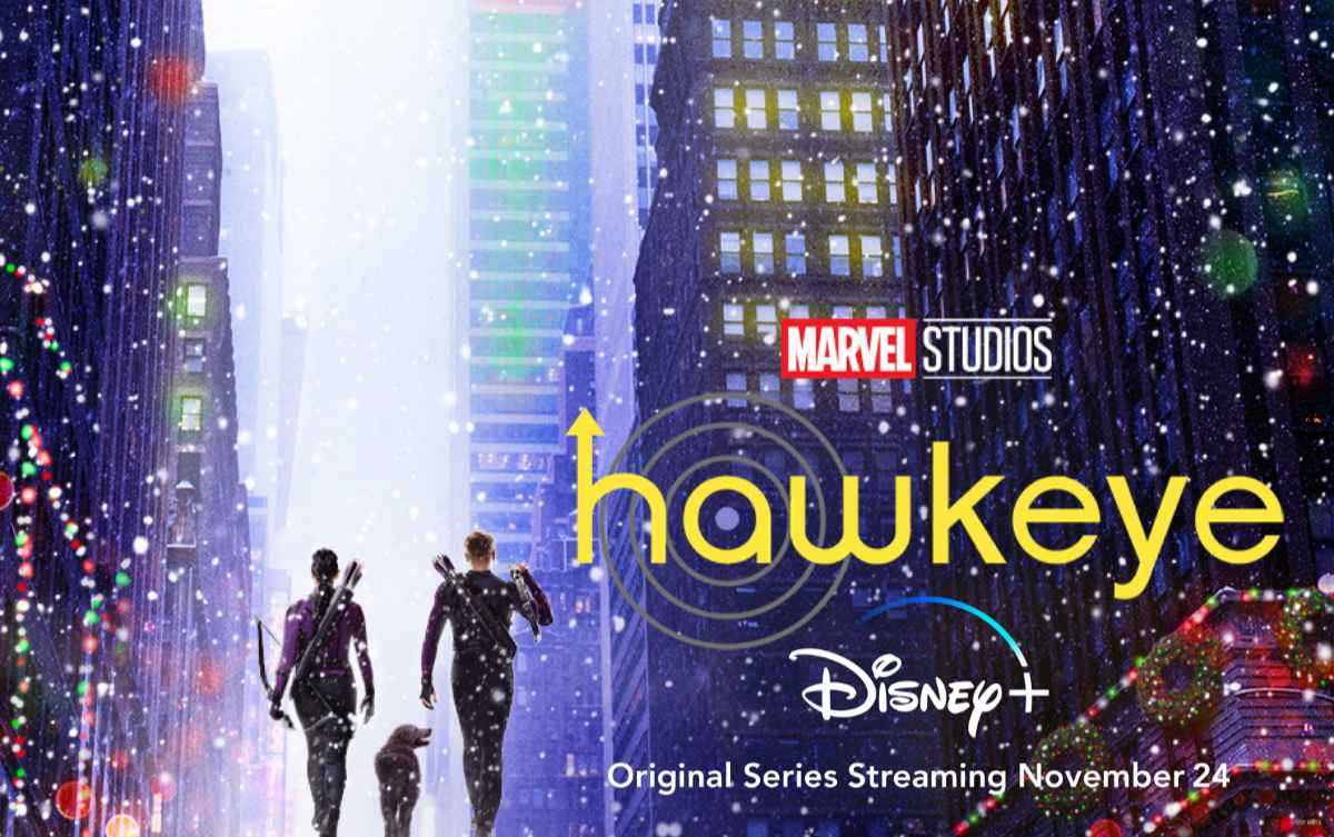 Two Hawkeye Episodes to Launch on Nov. 24