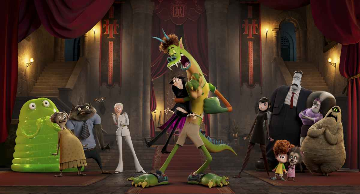 Hotel Transylvania: Transformania to Stream on Prime Video