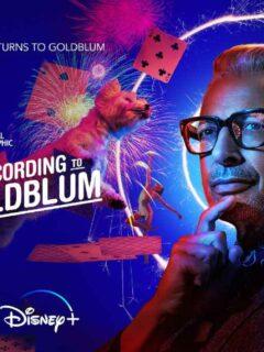 The World According to Jeff Goldblum Season 2 Trailer and Art!