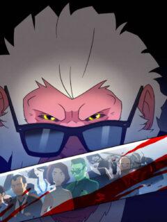Marvel's Hit-Monkey Trailer and Key Art!