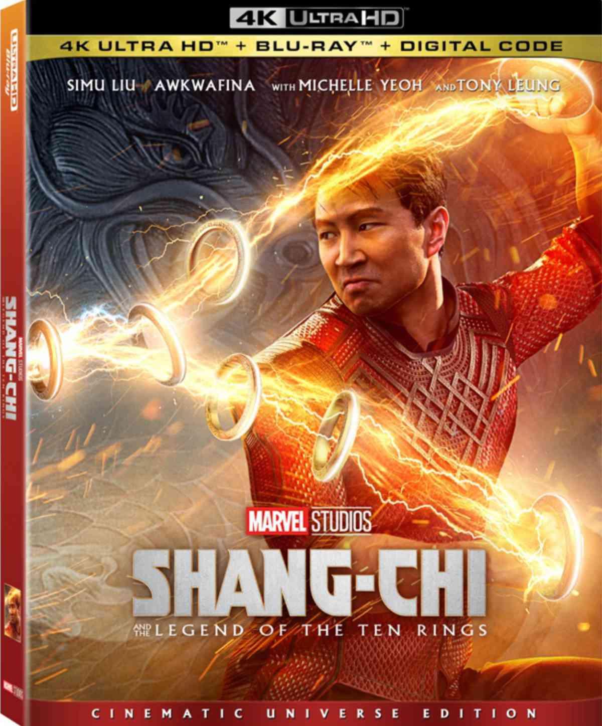 Shang-Chi 4K Cover