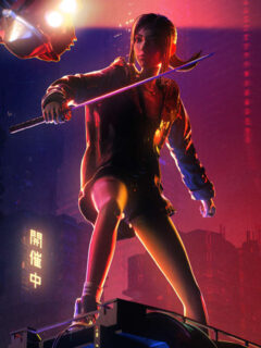 New Blade Runner: Black Lotus and Shenmue the Animation Trailers