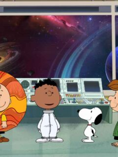 Snoopy in Space Season 2 Trailer Is Out of This World