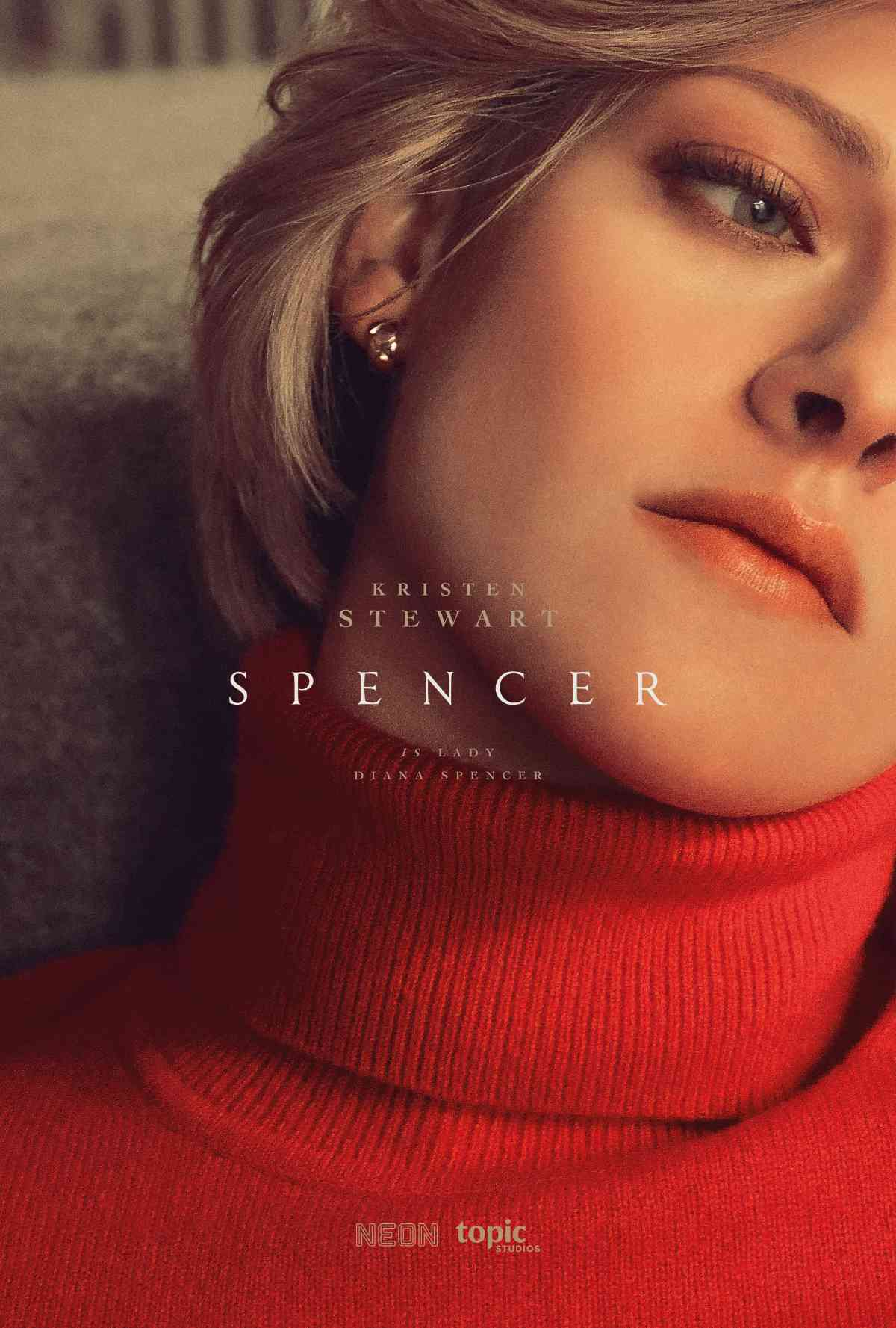 Spencer Character Posters