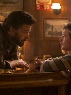 The Tender Bar Trailer Featuring Ben Affleck and Tye Sheridan