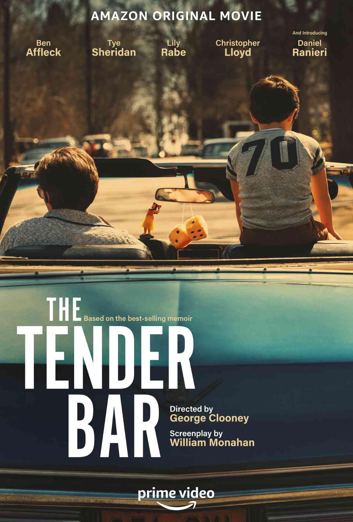 Tender Bar Poster