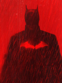 The Batman Posters Featuring Batman and Riddler