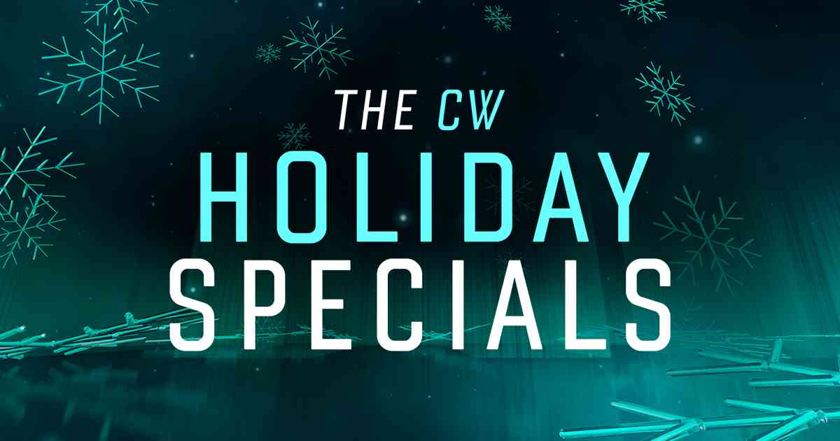 The CW Network Announces Holiday Programming