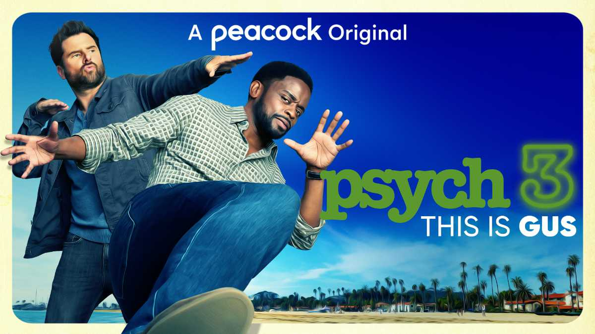 Psych 3: This Is Gus Trailer and Premiere Date