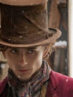 Timothée Chalamet Reveals First Wonka Photo!