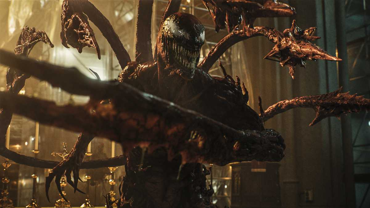 Venom 2 Opens with Pandemic Best $90.1 Million